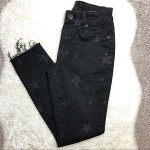 Maurices High Rise Black Jeans Size XS